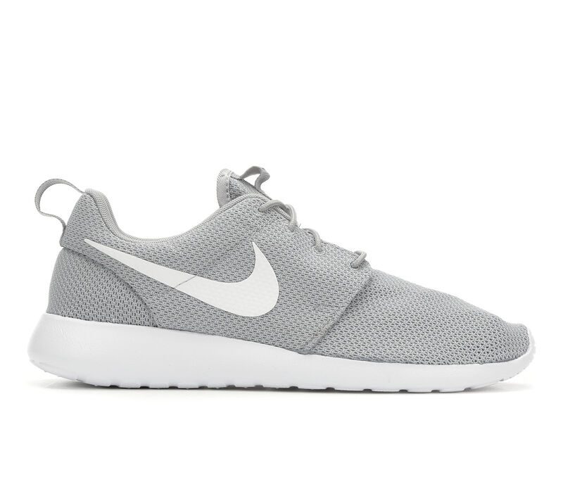 Men s Nike Roshe One Sneakers (Grey - Size ... b674509fe