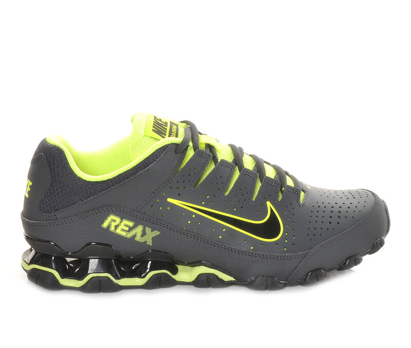 reputable site 656a4 002c6 Men s Nike Reax 8 TR Running Shoes (Grey - Size ...