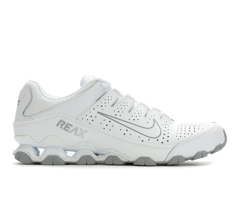 finest selection c2b9b 735cb Men s Nike Reax 8 TR Running Shoes (White - Size 10.5)