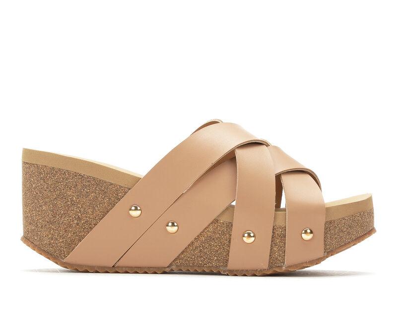 Image of Women's Volatile Costner Sandals (Beige - Size 10)