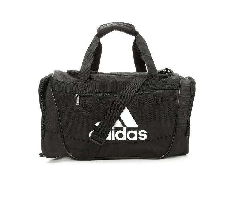 Image of Women's Adidas Defender III Small Duffel Bag (Black - Size UNSZ)