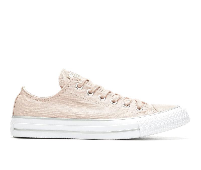 Women's Converse Metallic Toe Cap Oxford Shoes