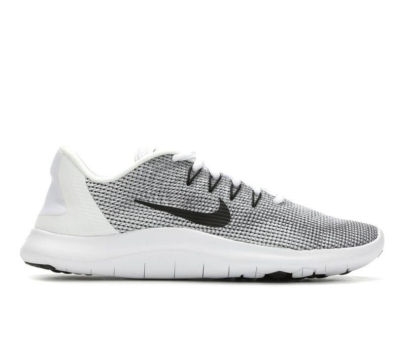 44ec1552f449 Women s Nike Flex Run 2018 Running Shoes (White - Size ...