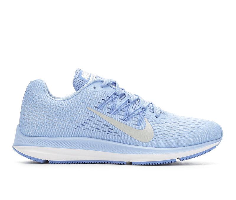 eb191d55b41b Women s Nike Zoom Winflo 5 Running Shoes (Blue - Size ...