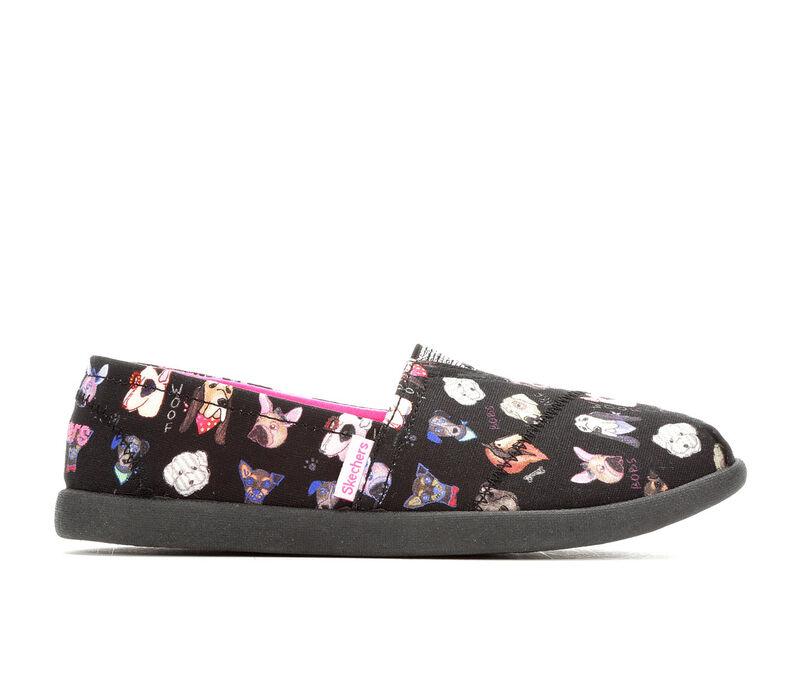 Image of Girls' BOBS Little Kid & Big Woof-Tastic Children's Shoes (Black - Size 1 - )