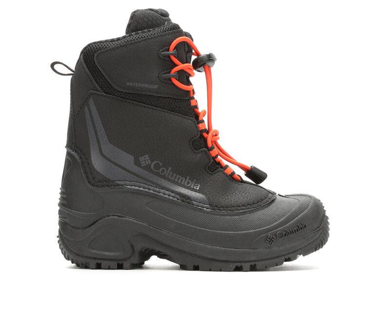 Image of Boys' Columbia Little Kid & Big Bugaboot IV Boots (Black - Size 1 - )