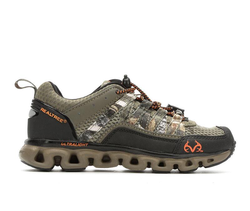 Image of Boys' Realtree Little Kid & Big Shark Jr Children's Shoes (Brown - Size 12 - )