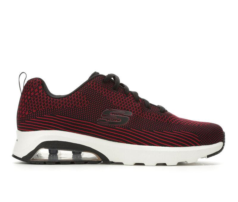 82b06820aa3f2e Skechers Skech AIr 51490 Men's Athletic Shoe (Red - Size ...