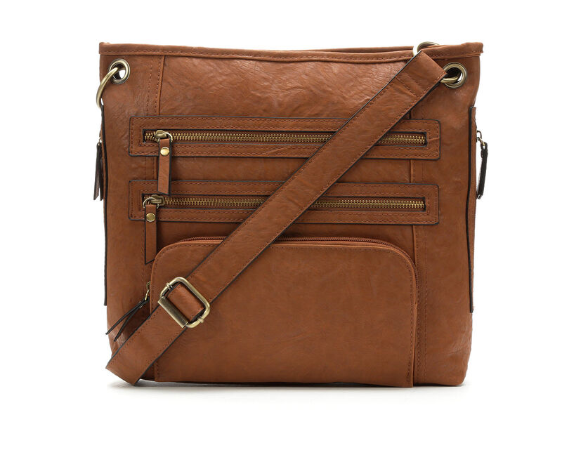 Image of Women's Bueno Of California Large Crossbody (Brown - Size UNSZ)