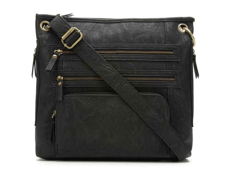 Image of Women's Bueno Of California Large Crossbody (Black - Size UNSZ)