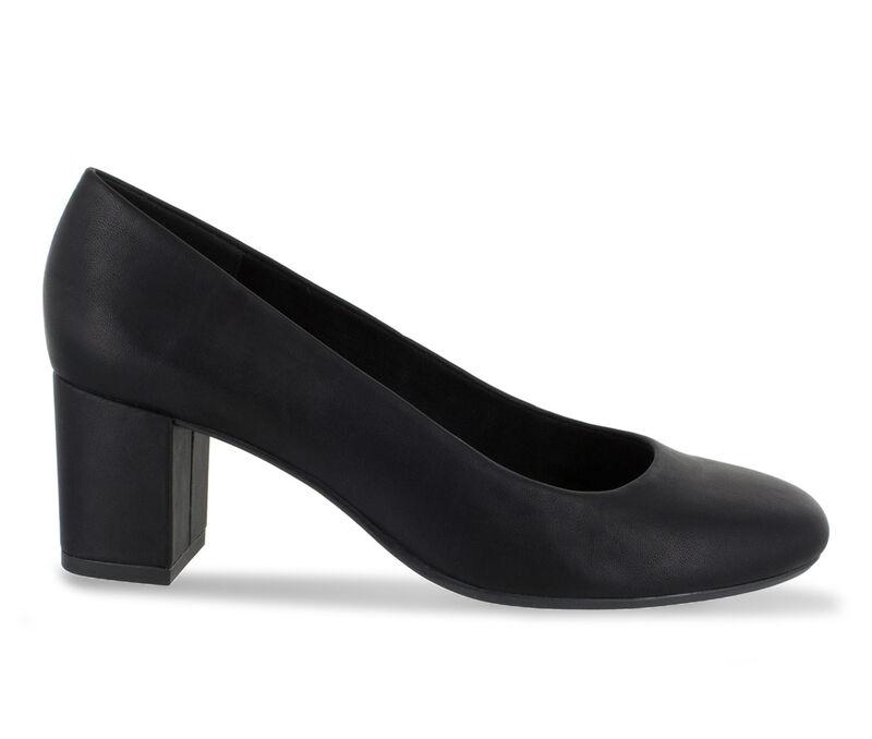 Women's Easy Street Proper Dress Shoes