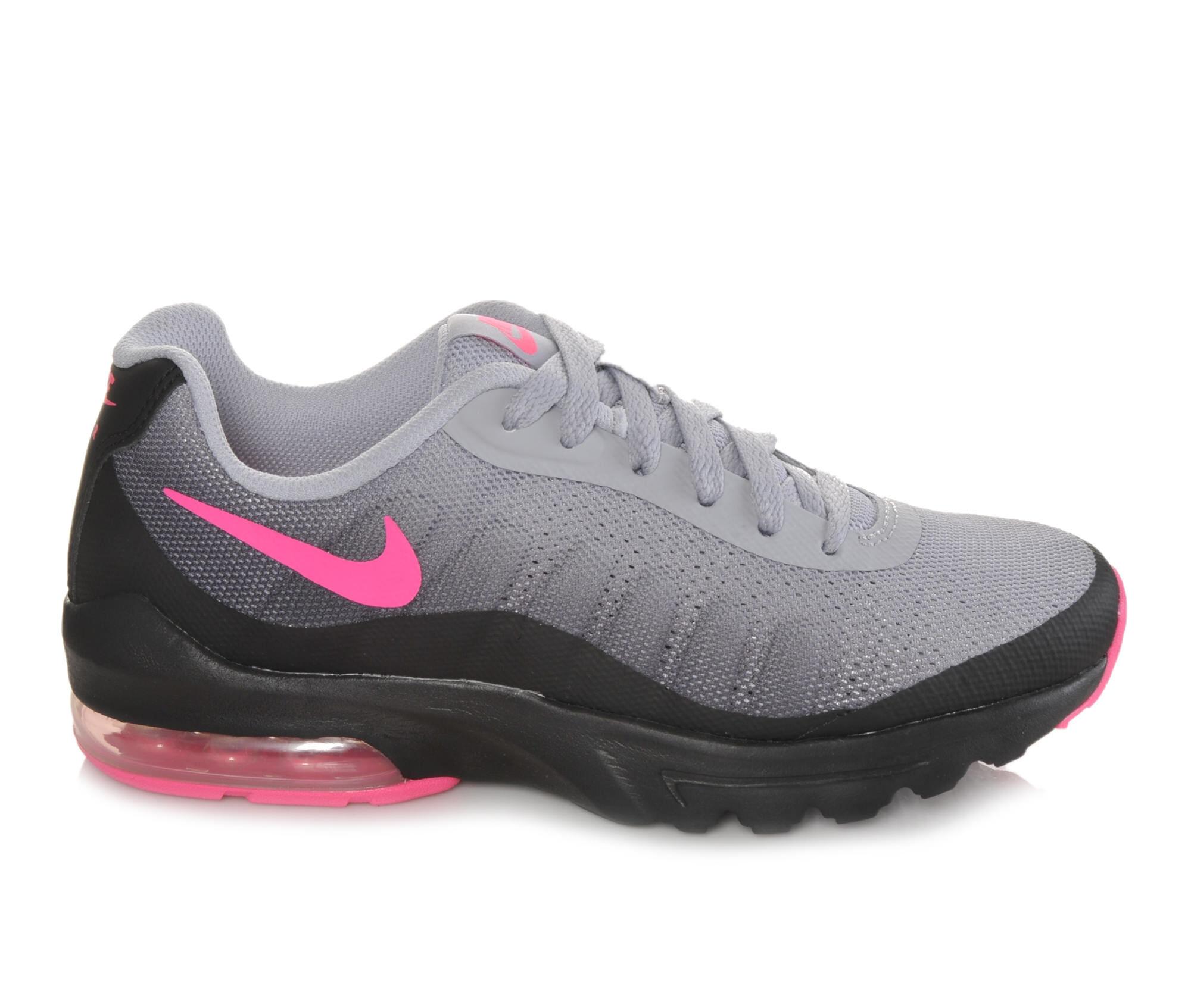 official photos 124e0 fd05c ... clearance girls nike air max invigor 3.5 7 athletic sneakers 91b9b 09baf