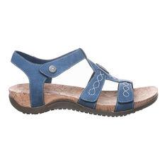 Women's Bearpaw Ridley II Wide Width Sandals