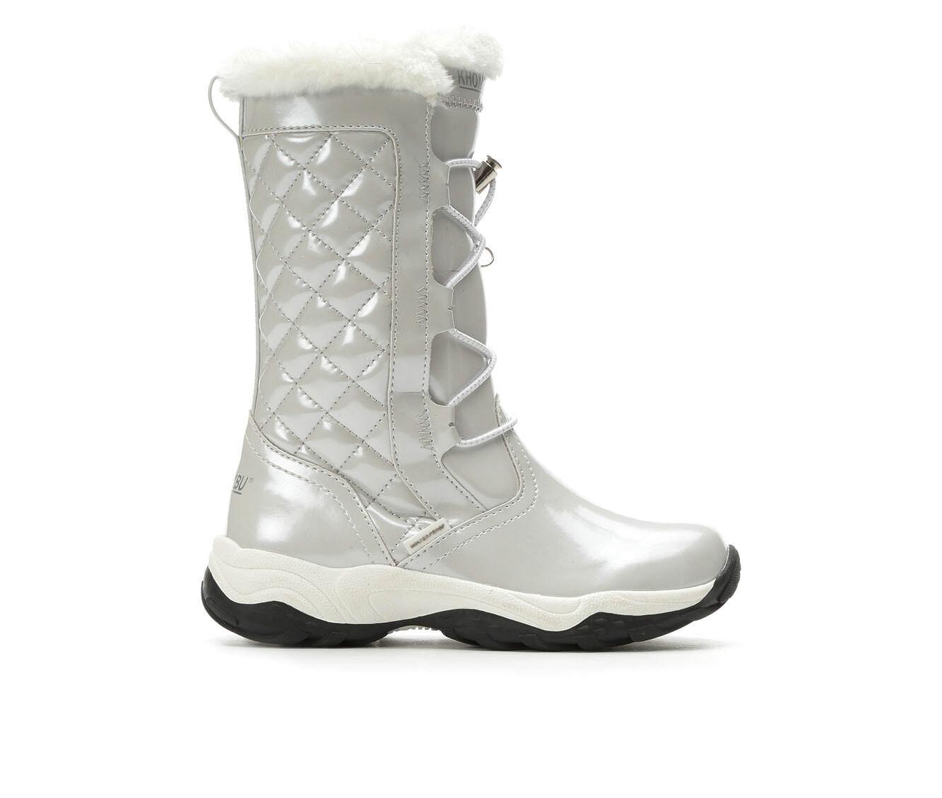 Girls\u0027 Khombu Little Kid \u0026 Big Kid Dacey Winter Boots