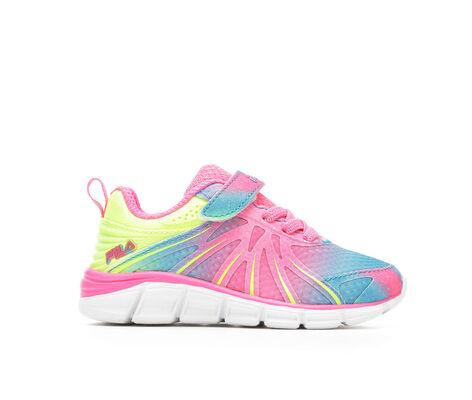 Girls' Fila Infant Fraction Strap Girls Athletic Shoes