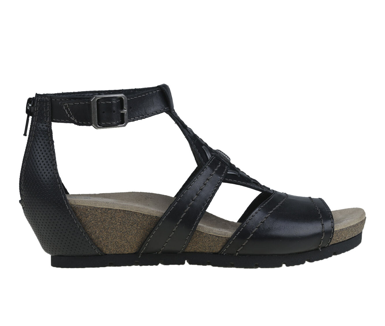 Reliable Women's Earth Origins Kendra Kimber Sandals Black