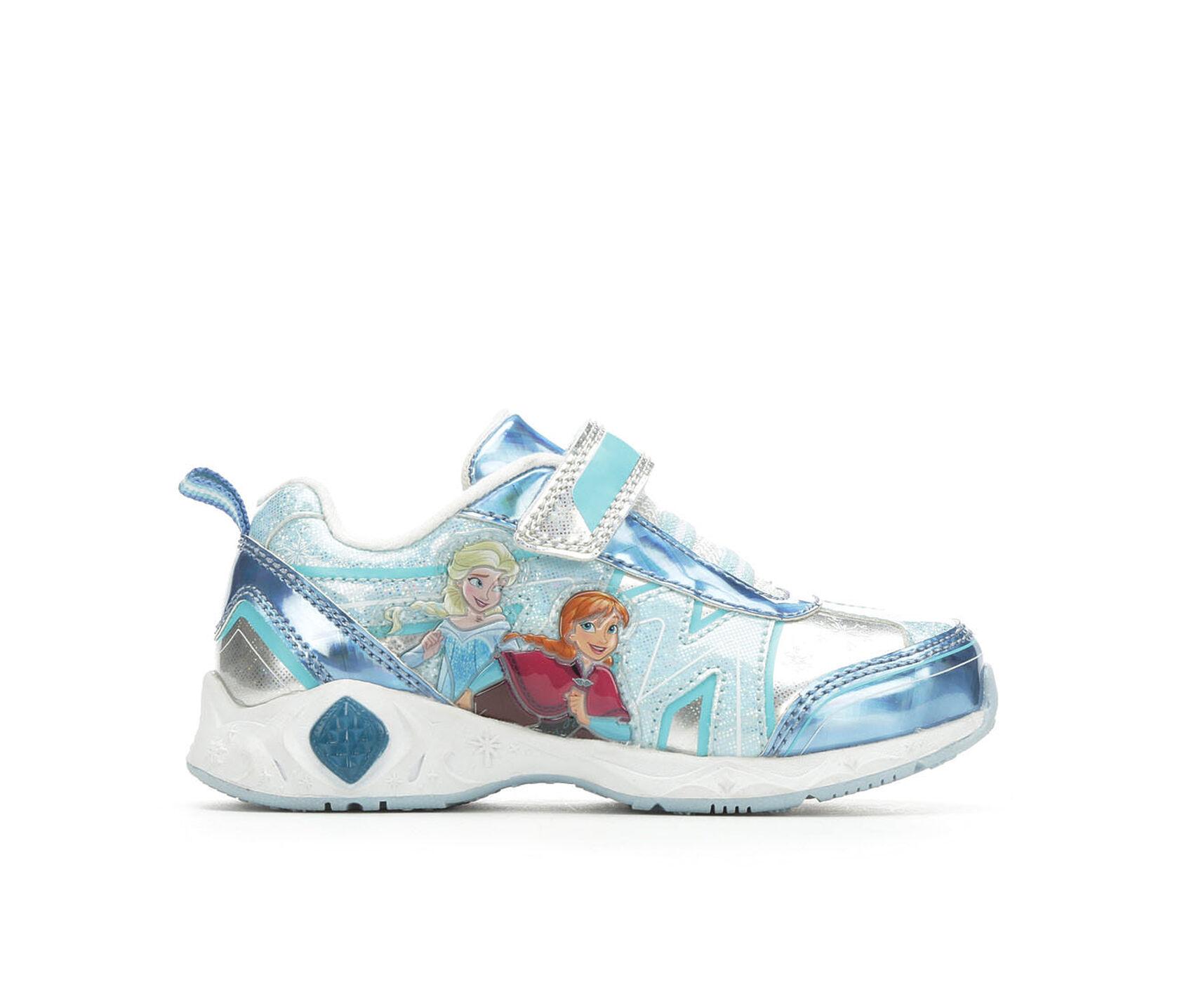 Girls Disney Toddler Amp Little Kid Frozen Sneakers Shoe