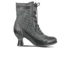Women's L'Artiste Bewitch-Plaid Booties