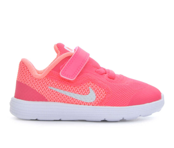 Girls' Nike Infant Revolution 3 Girls Running Shoes