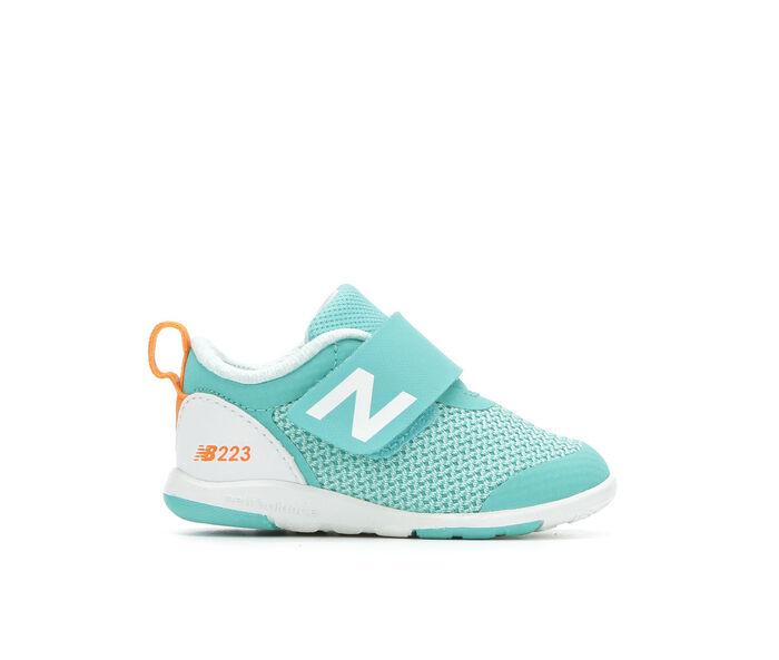 Girls' New Balance Infant & Toddler IO223AQA Athletic Shoes