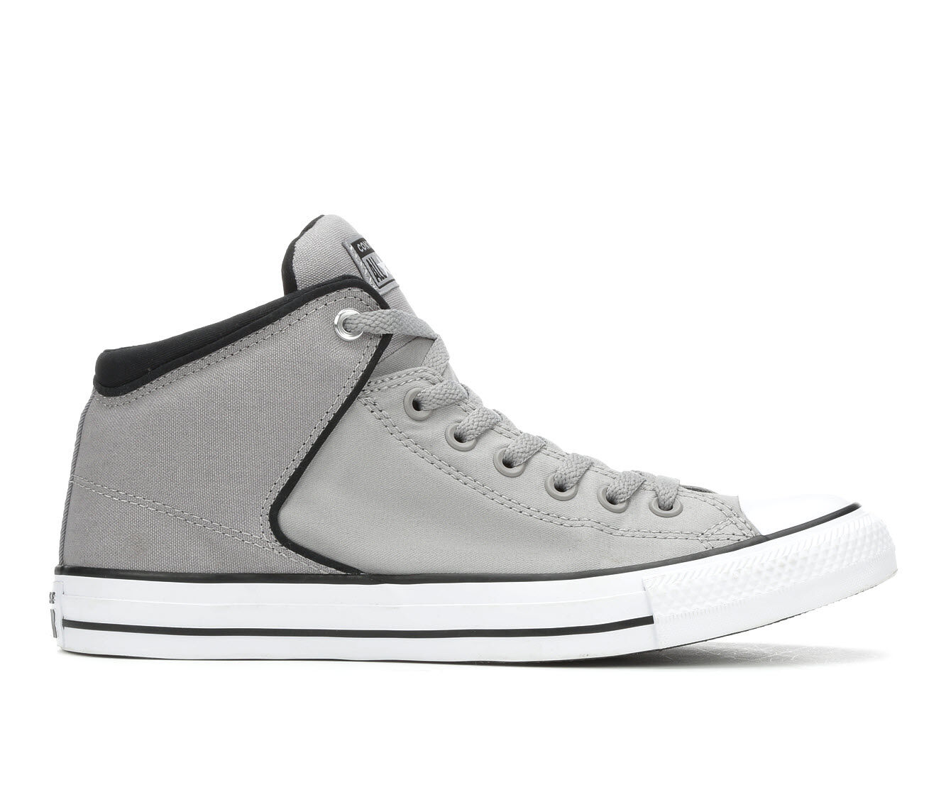 Men's Converse CTAS High Street Hi Shadow Sneakers Gry/Blk/Wht
