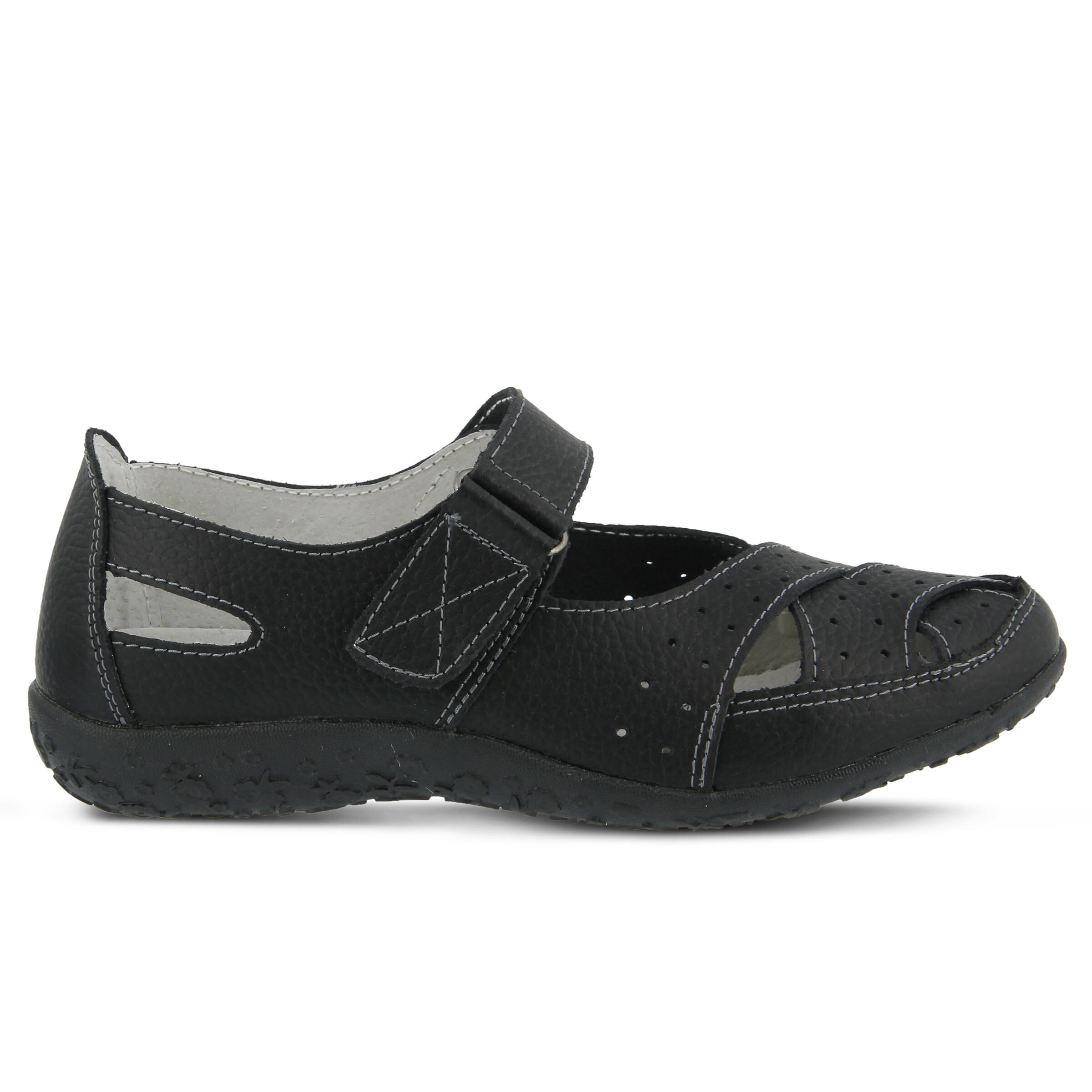 Women's SPRING STEP Streetwise Shoes Black