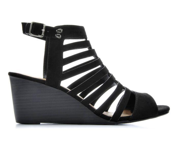 Y-Not Zoey Gladiator Wedge Sandals