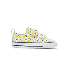 Girls' Converse Infant & Toddler CTAS Lemons 2V Sneakers