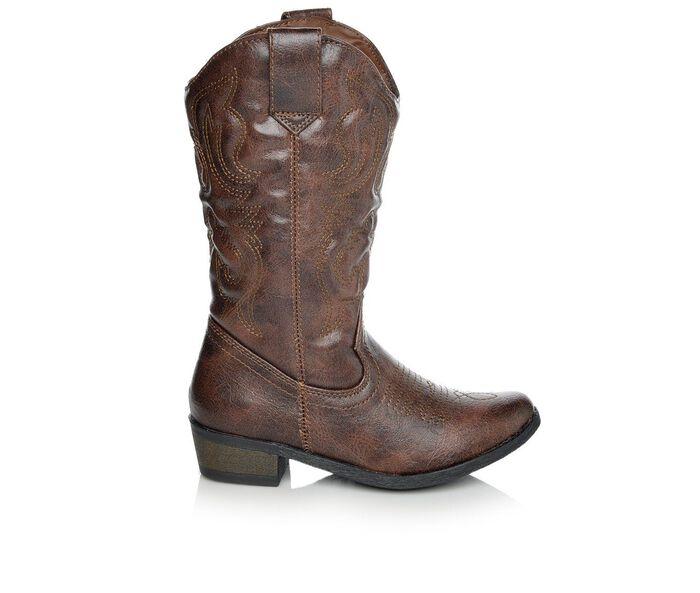 Girls' Steve Madden Sanafay 13-5 Cowboy Boots