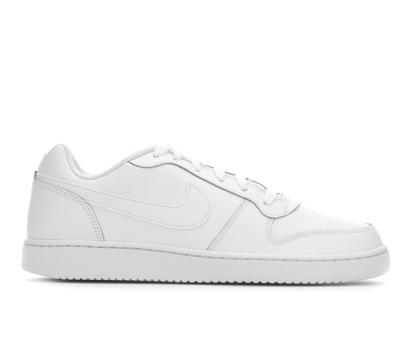 Men's Nike Ebernon Low Sneakers Wht/Wht 100