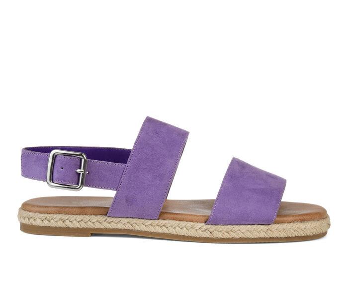 Women's Journee Collection Georgia Flatform Sandals