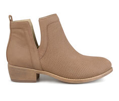 Women's Journee Collection Lainee Side Slit Booties