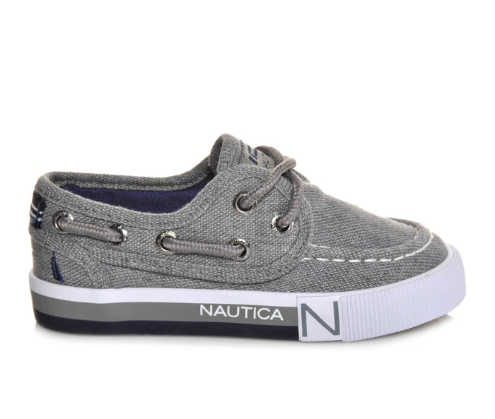 ff1c1882f Boys' Nautica Toddler & Little Kid Spinnaker Boat Shoes | Shoe Carnival