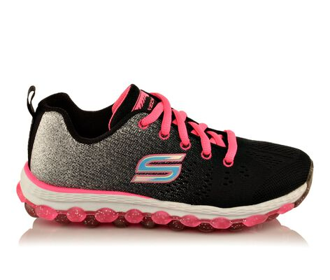 Girls' Skechers Skech Air Glitterbeam- Glam It Up Running Shoes