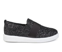 Women's Journee Collection Luster Slip-On Sneakers