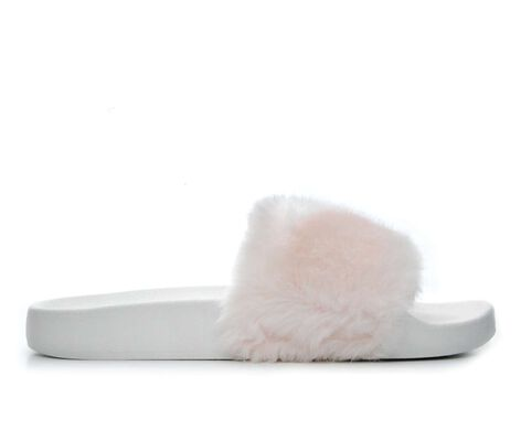 Women's Madden Girl Ziion Slide Sandals