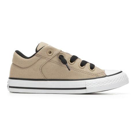 Boys' Converse Chuck Taylor Hi Street Ox 10.5-6 Sneakers