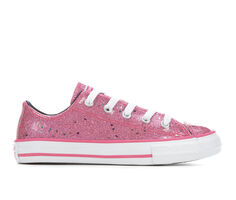 Girls' Converse Chuck Taylor All Star Glimmer Ox Sneakers