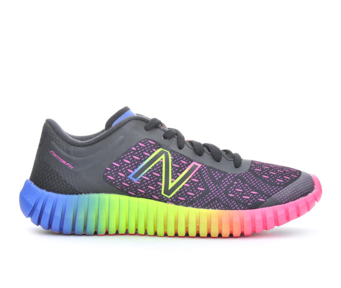 Girls' New Balance KXM99EPY 10.5-7 Running Shoes
