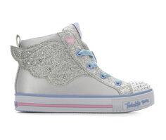 Girls' Skechers Wonder Wingz 10.5-4 Light-Up Sneakers