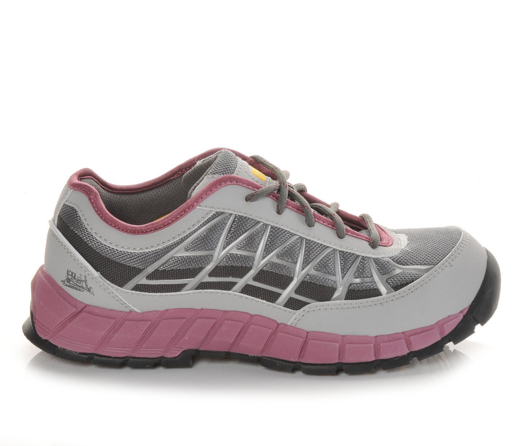 Caterpillar Connexion Work Shoes Steel Safety Toe For Women