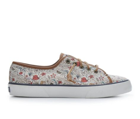 Women's Sperry Pier View Print Sneakers