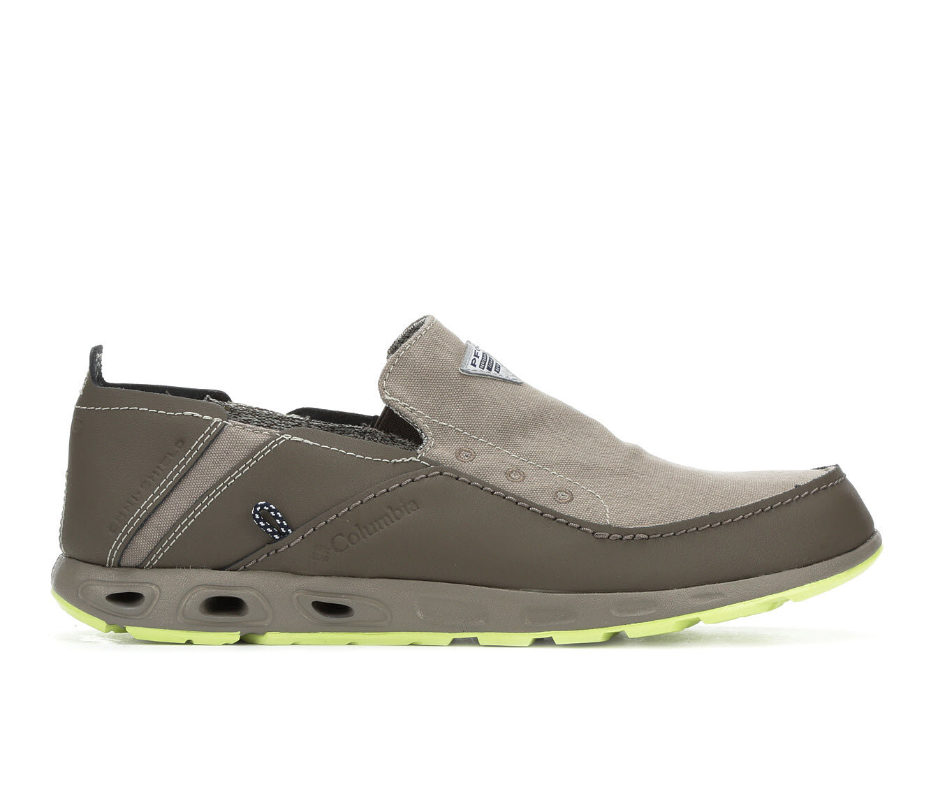 Men's Columbia Bahama Vent PFG Casual Shoes Taupe
