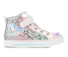 Girls' Skechers Little Kid Sparks Magic-Tastic Twinkle Toes Light-Up Sneakers