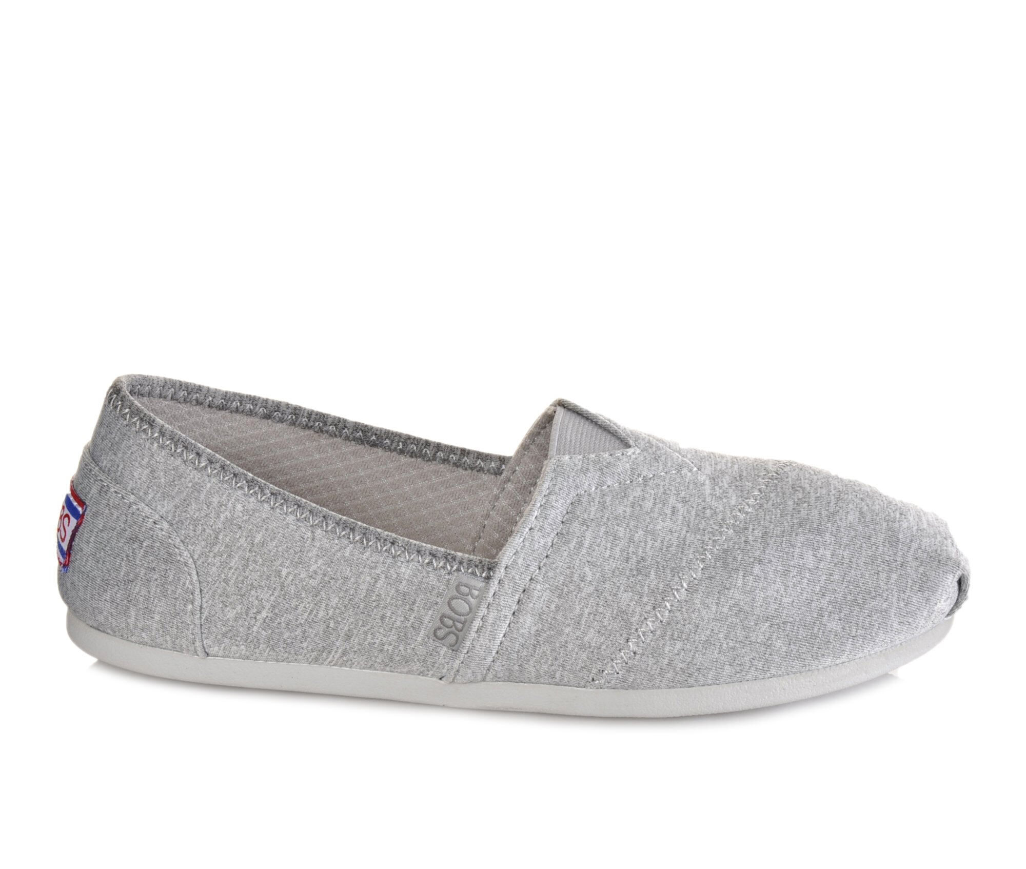 choose new style Women's BOBS Express Yourself 33910 Slip-Ons Gray