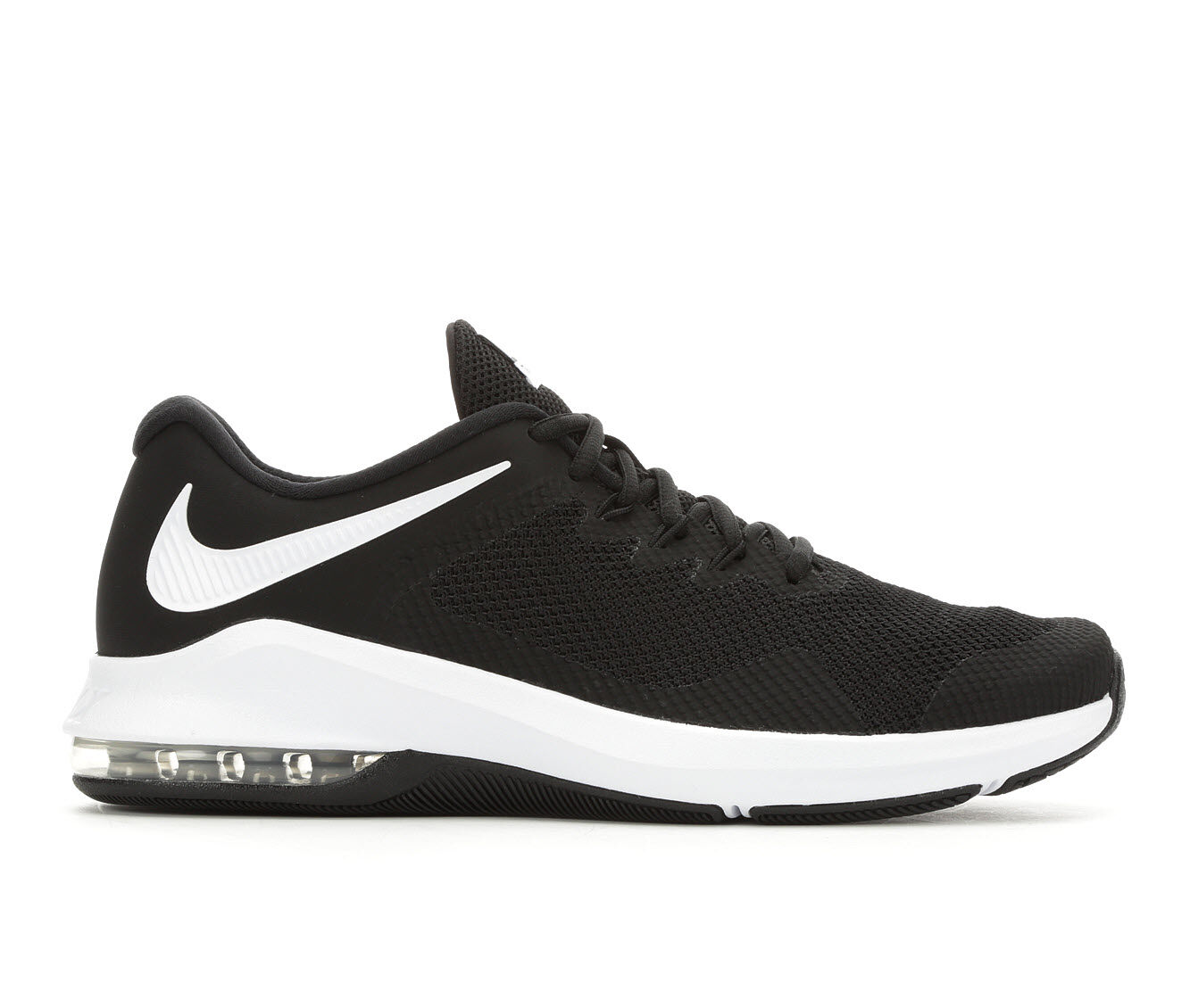 Men's Nike AIr Max Alpha Trainer Training Shoes Blk/Wht 001
