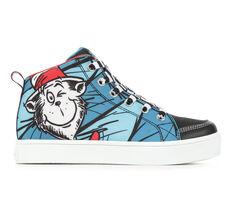 Kids' Skechers Little Kid & Big Kid Dr Suess Duratronz Seuss-World High-Top Sneakers