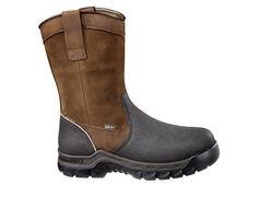 Men's Carhartt CMF1721 Composite Toe Met-Guard Pull-On Work Boots