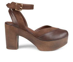 Women's Journee Collection Rumer Dress Sandals