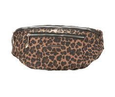 Rampage Leopard Fanny Pack Handbag